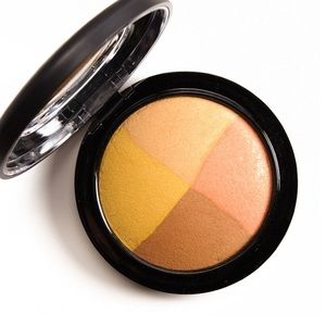 MAC COSMETICS MINERALIZE SKINFINISH SUNNY SIDE